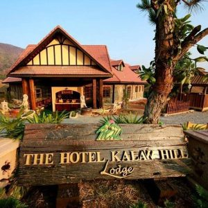 The Hotel Kalaw Hill Lodge