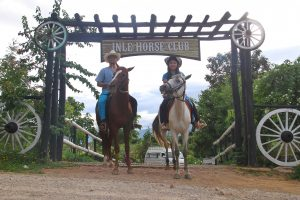 The Inle Horse Club
